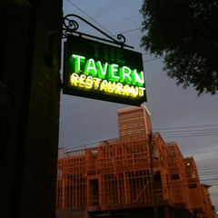 Photo taken at The Tavern by Jeff R. on 5/5/2012