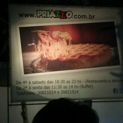 Photo taken at Priazzo by Fernando Y. on 8/31/2012