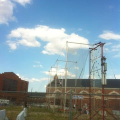 Photo taken at Trapeze School New York (TSNY) - Washington DC by P S. on 8/18/2012