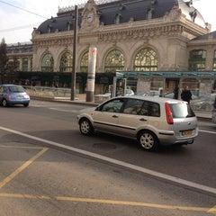 Photo taken at Gare de Lyon-Brotteaux by François R. on 3/21/2012