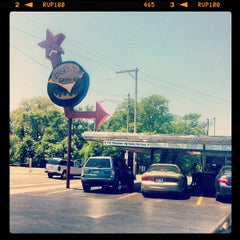 Photo taken at Big Star Drive-In by Will C. on 6/9/2012