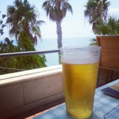 Photo taken at Columbia Beach Hotel by Brian R. on 7/22/2012
