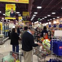Photo taken at Giant Eagle Supermarket by Erik R. on 3/10/2012