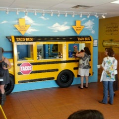 Photo taken at Taco Bus by Roger W. on 8/10/2012