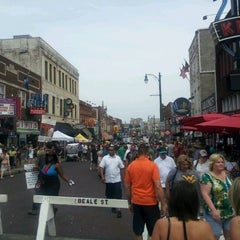 Photo taken at 2012 Beale Street Music Festival - Orion Stage by Steven L. on 5/5/2012