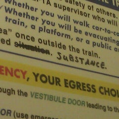 Photo taken at SEPTA R5 by Marcus M. on 8/3/2012