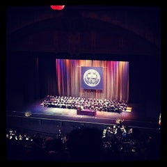 Photo taken at Shrine Auditorium & Expo Hall by Mark D. on 5/13/2012