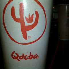 Photo taken at Qdoba Mexican Grill by Wendy G. on 5/29/2012
