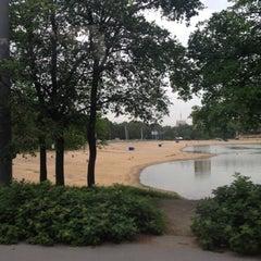 Photo taken at Ольгинский пруд by Светлана on 8/6/2012