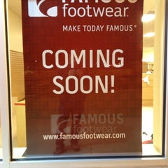Photo taken at Famous Footwear by Michael H. on 2/28/2012