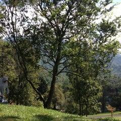 Photo taken at Kebun Raya Taman Wisata Cibodas by Astari K. on 5/17/2012