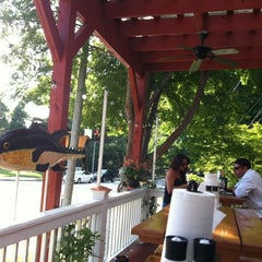 Photo taken at Coast Seafood & Raw Bar by Angela H. on 6/17/2012