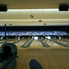 Photo taken at University Bowl by Ray A. on 8/20/2012