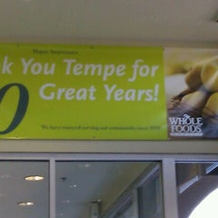Photo taken at Whole Foods Market by Samra H. on 6/27/2012