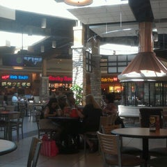 Photo taken at Brookfield Square Food Court by Nick D. on 6/10/2012