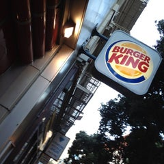 Photo taken at Burger King by ifuckforegoyard on 7/3/2012