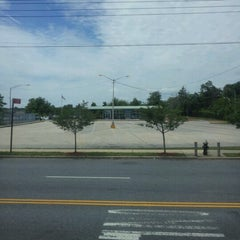 Photo taken at Eltingville Transit Center by Natalia B. on 7/21/2012