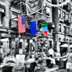 Photo taken at Il Cortile by David D. on 8/25/2012