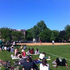 Photo taken at Wicker Park by Bop City B. on 5/13/2012