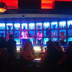 Photo taken at Blue Martini by Chef P. on 8/18/2012