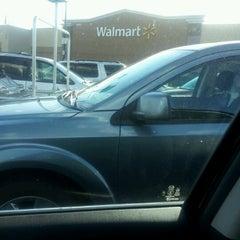 Photo taken at Walmart Supercenter by Renee E. on 6/7/2012