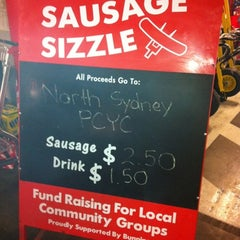 Photo taken at Bunnings Warehouse by Peter S. on 8/4/2012