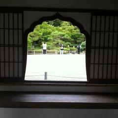 Photo taken at Ginkaku-ji Temple by yayoi_ 3. on 7/10/2012