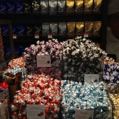 Photo taken at Lindt by Nadya B. on 8/19/2012