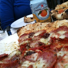 Photo taken at Punch Neapolitan Pizza by Andres N. on 6/16/2012