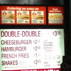 Photo taken at In-N-Out Burger by Chris C. on 7/22/2012