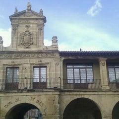 Photo taken at Ayuntamiento by Enrique R. on 4/29/2012