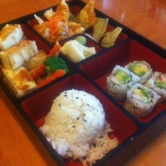 Photo taken at Ichiban Japanese Cuisine by Chris E. on 6/17/2012