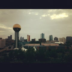 Photo taken at Four Points by Sheraton Knoxville Cumberland House Hotel by Ryan B. on 7/13/2012