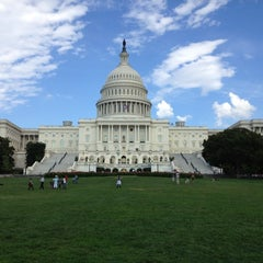 Photo taken at U.S. Capitol - House of Representatives by Eric W. on 7/27/2012