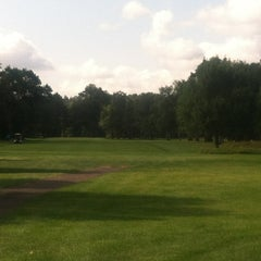 Photo taken at Pine Beach East Golf Course at Madden's by Erica on 7/27/2012