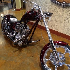 Photo taken at Arrowhead Harley-Davidson by Chad H. on 4/26/2012