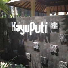 Photo taken at KayuPuti by Pierre C. on 4/29/2012