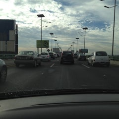 Photo taken at Segundo Piso del Periférico by Daniel C. on 2/15/2012