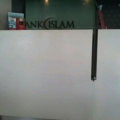 Photo taken at Bank Islam by Karamjeet S. on 4/24/2012