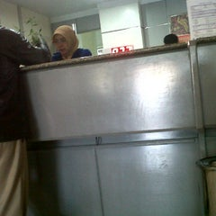 Photo taken at Bank BRI by Rian R. on 7/11/2012