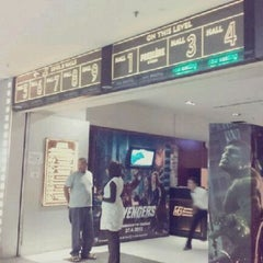Photo taken at Golden Screen Cinemas (GSC) by Muhammad Azri Z. on 4/30/2012