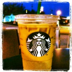 Photo taken at Starbucks by Justin B. on 3/15/2012