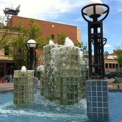 Photo taken at Boise City Hall by Derek-Lee F. on 4/24/2012