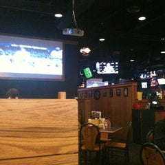 Photo taken at Buffalo Wild Wings by Nathan M. on 2/18/2012