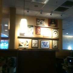 Photo taken at Panera Bread by Goldie on 7/6/2012