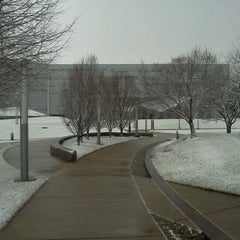 Photo taken at Sigma Sigma Commons - University of Cincinnati by Ross W. on 2/8/2012