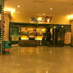 Photo taken at Royal Plaza by Koko H. on 7/1/2012