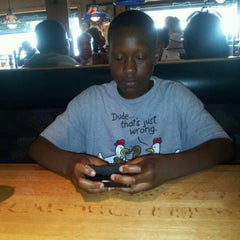 Photo taken at Applebee's by Ronnie M. on 6/17/2012