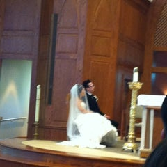 Photo taken at St. Matthew Catholic Church by Molly O. on 8/25/2012