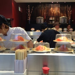 Photo taken at Sushi Roll by Marcel G. on 8/18/2012